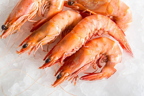 5KG CKD BLUE LEG KING PRAWNS 10/15