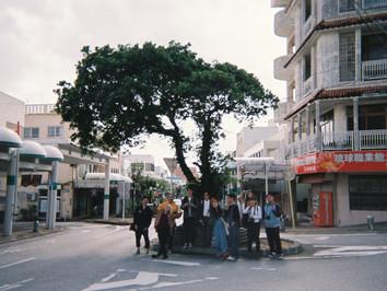写ルンですで切り取ルンです沖縄