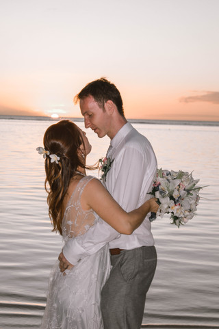 Destination wedding Mauritius