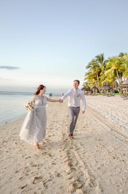 Destination wedding Mauritius