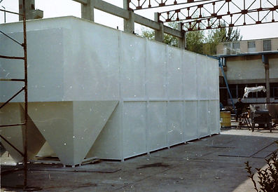 tratamiento de agua en México, Equipos para tratamiento de agua  industrial en México