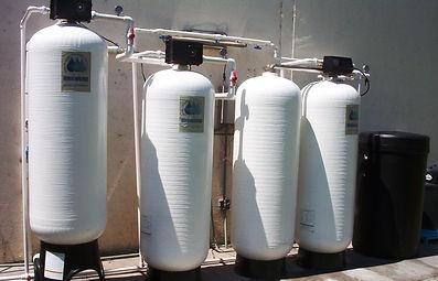 tratamiento de agua en México, Equipos para tratamiento de agua residencial en México