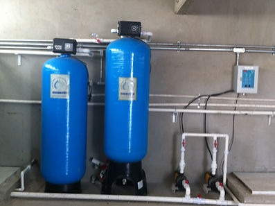 tratamiento de agua en México, Equipos para tratamiento de agua comercial en México