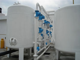 tratamiento de agua en México, Equipos para tratamiento de agua en México