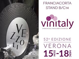 Vezzoli Vini a Vinitaly 2018