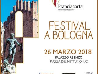 Festival del Franciacorta a Bologna il 26 Marzo
