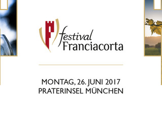 Festival Franciacorta a Monaco,il 26 giugno