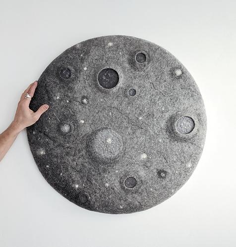 """Decorative acoustical panel """"Luna"""""""