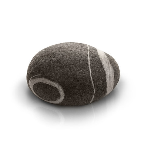 "Model ""Baby Stone"", color 05 gray, 60x50x30cm (23.6x19.6x11.8in)"
