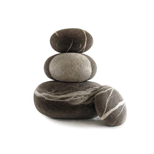 Set of four stones #12