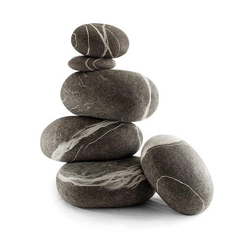Set of six stones #11
