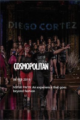 Cosmopolitan - Press Diego Cortez