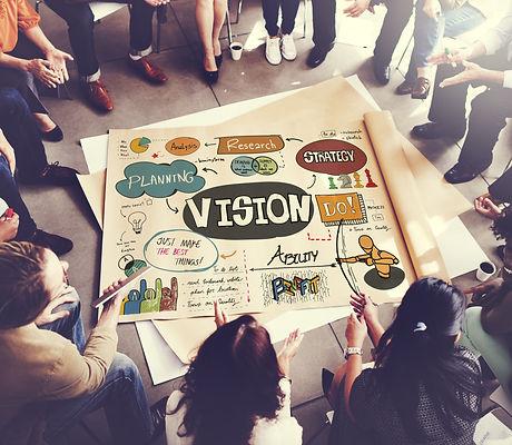 Vision Strategy Research Design Innovati