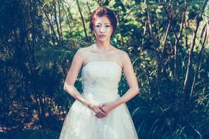 單人婚紗-蘇可可-台南