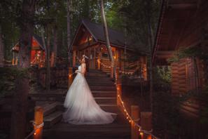海外婚紗-北海道-森之時計