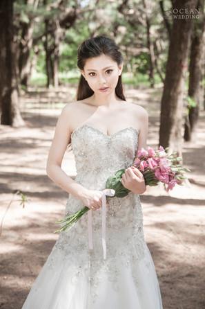 單人婚紗-喬喬-台南安平