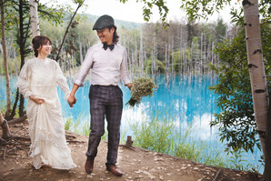 海外婚紗-北海道