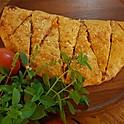 Calzone de Presunto com Tomate Seco