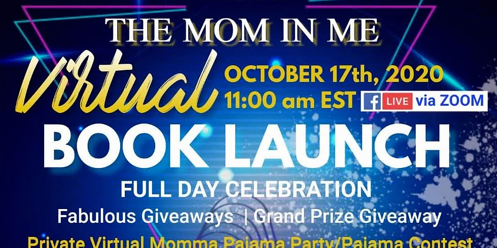 The Mom in Me Virtual Book Launch