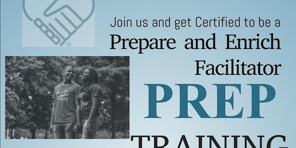 Prepare and Enrich Facilitator Training