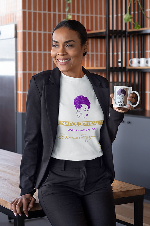 Ladies T-shirt and YOU Matter Mug! Bundle