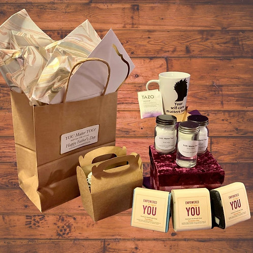 Men's Self Care Gift Set