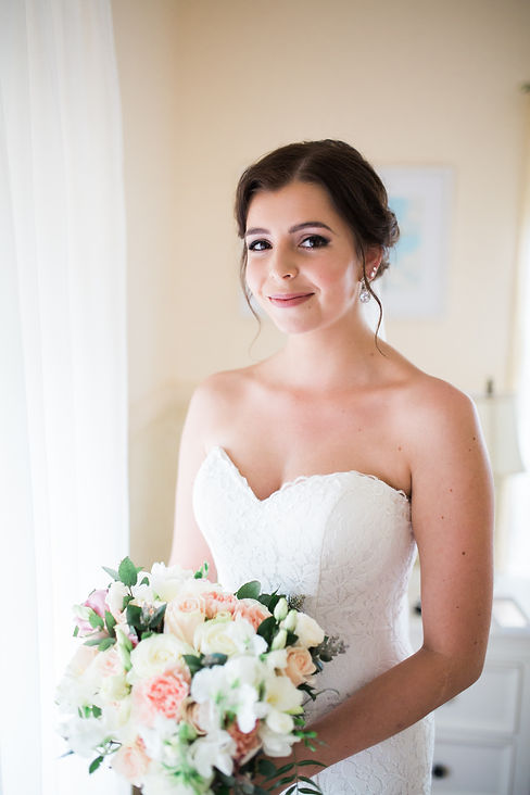 Flaxton  Wedding, Soft romantic bun, Natural Makeup
