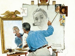 Norman Rockwell: A Shift in an Artist