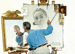 Norman Rockwell: A Shift in an Artist