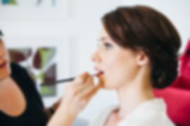 Working Makeup Artist, Makeup and Glow, Textured Upstyle