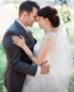 Walkabout Creek WeddingTextured Low Curly Bun Upstyle