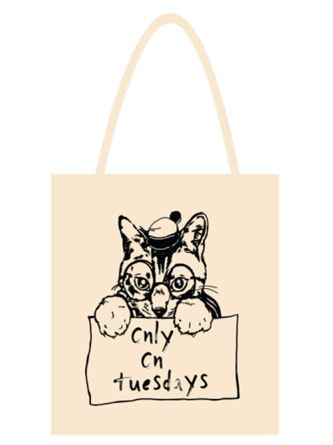 Where is Wally Tote Bag