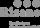 Risano_Logotype_Praxis_Claim_grau.png