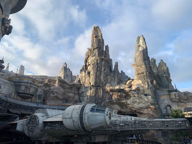 Opening Weekend at Disneyland's Galaxy's Edge