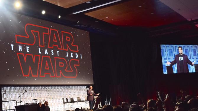Star Wars Celebration Orlando: Part 2