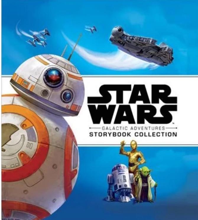 Introducing Star Wars: Galactic Adventures!