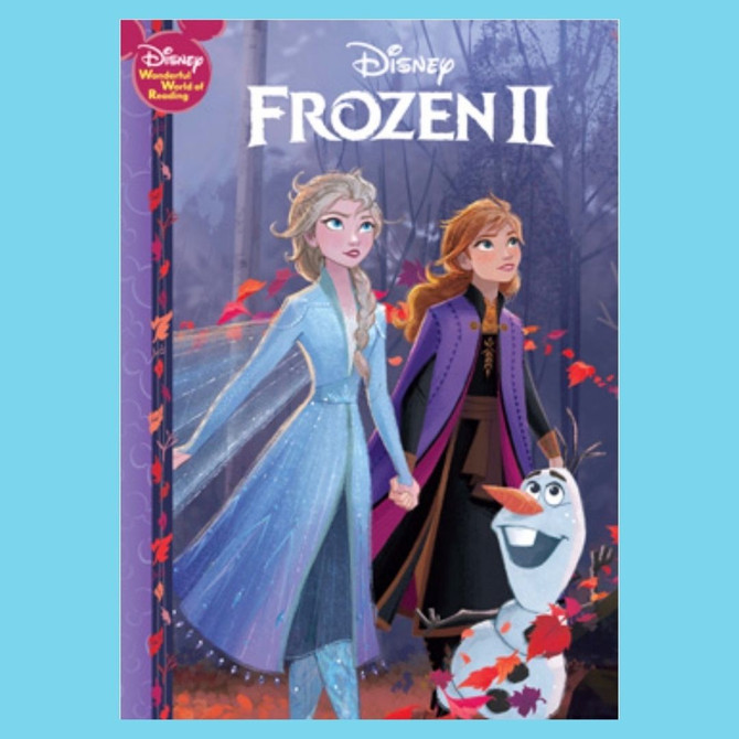 Frozen II: Disney's Wonderful World of Reading