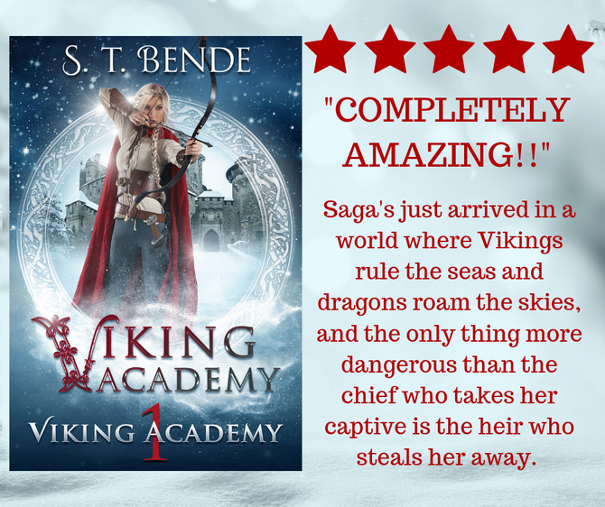 Viking Academy is Here!