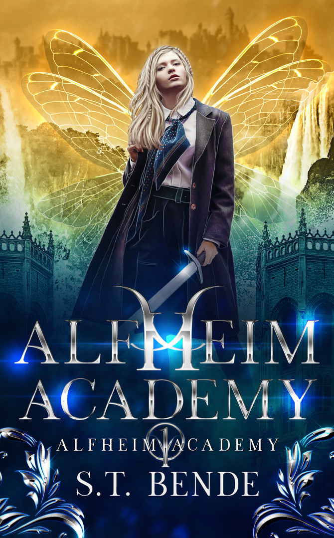 Alfheim Academy is HERE!!