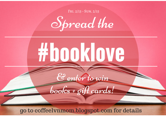 Share the #BookLove