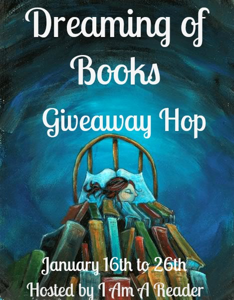 Dreaming of Books Giveaway Hop