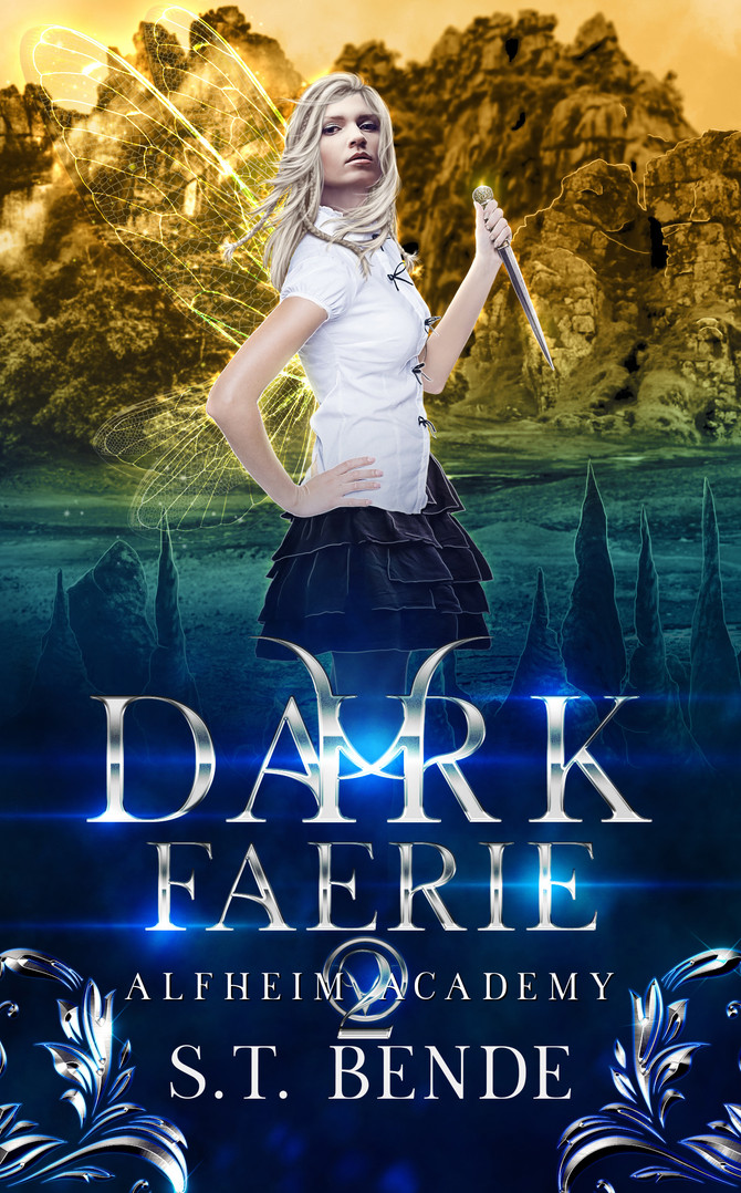 Dark Faerie is Here!