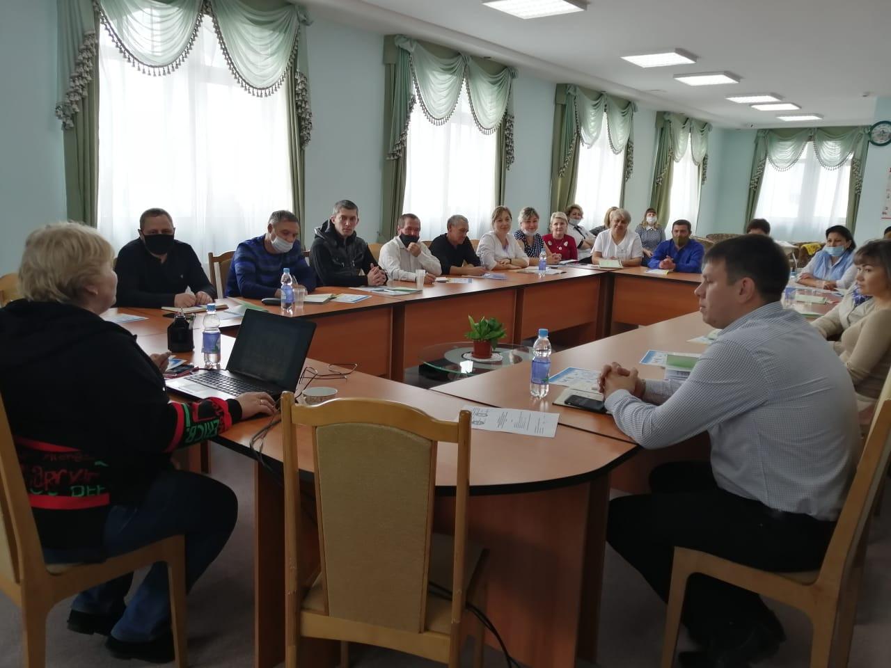 Обучение сотрудников санатория «Ливадия»