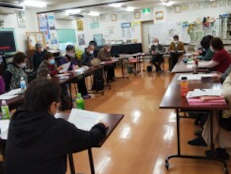 2025年、兵庫で、日本のうたごえ祭典を開催するかを検討する「開催検討委員会」を行っています。