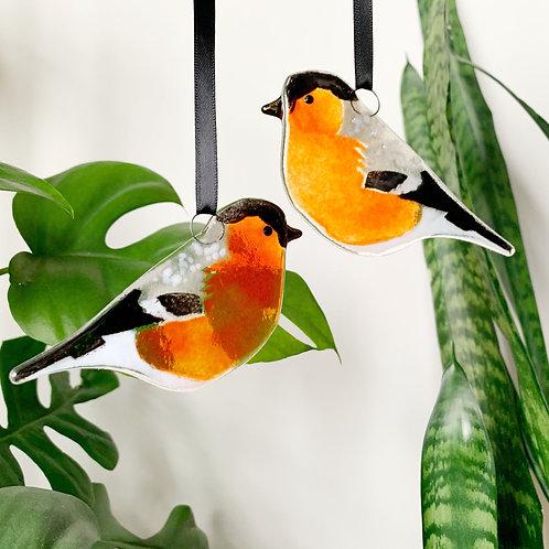 Bullfinch Decoration