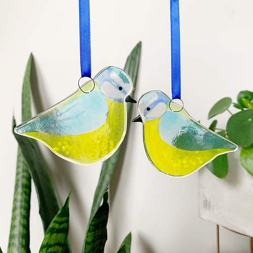 Bluetit Decoration