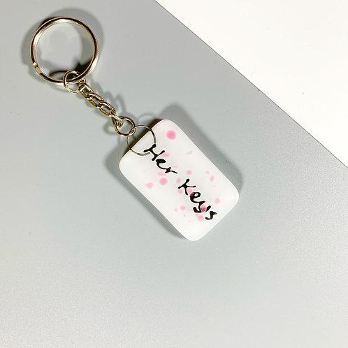 Her Key's Keyring