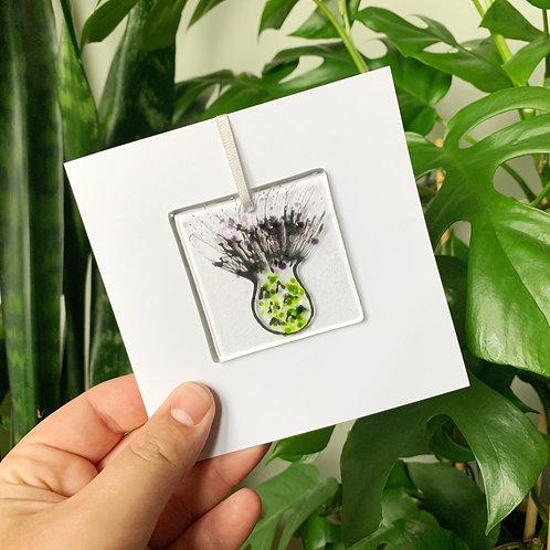 Thistle Card