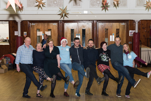 Team Christmas Makers Market_SEHamiltonP