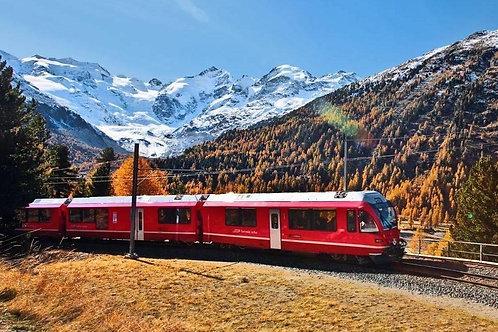 Buono Trenino Rosso, Cena dei Sapori e Pernottamento per 2 pers.